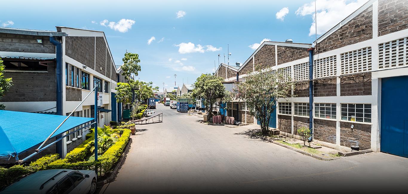 Kenbelt Industrial Park